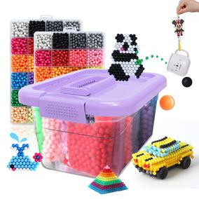 水雾神奇魔法珠手工diy魔珠水雾魔珠女孩水珠水制作儿童玩具