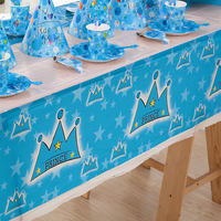 Birthday party supplies, children's party popular items, party supplies, tablecloths, various models