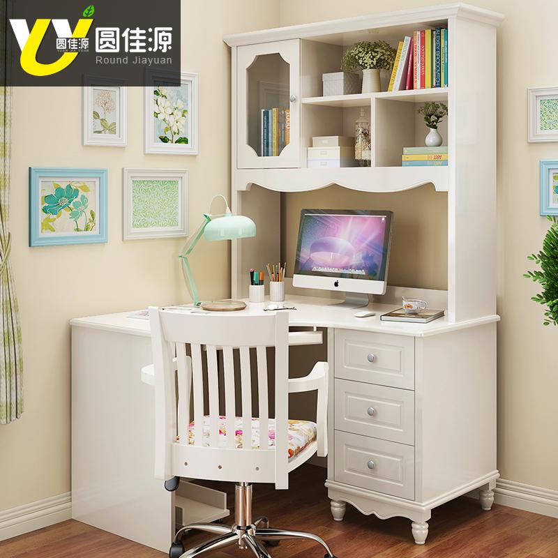 欧式电脑桌柜