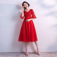 Pregnant women toast clothing long section 2019 spring high waist cover belly bride wedding dress red large size fat mm summer