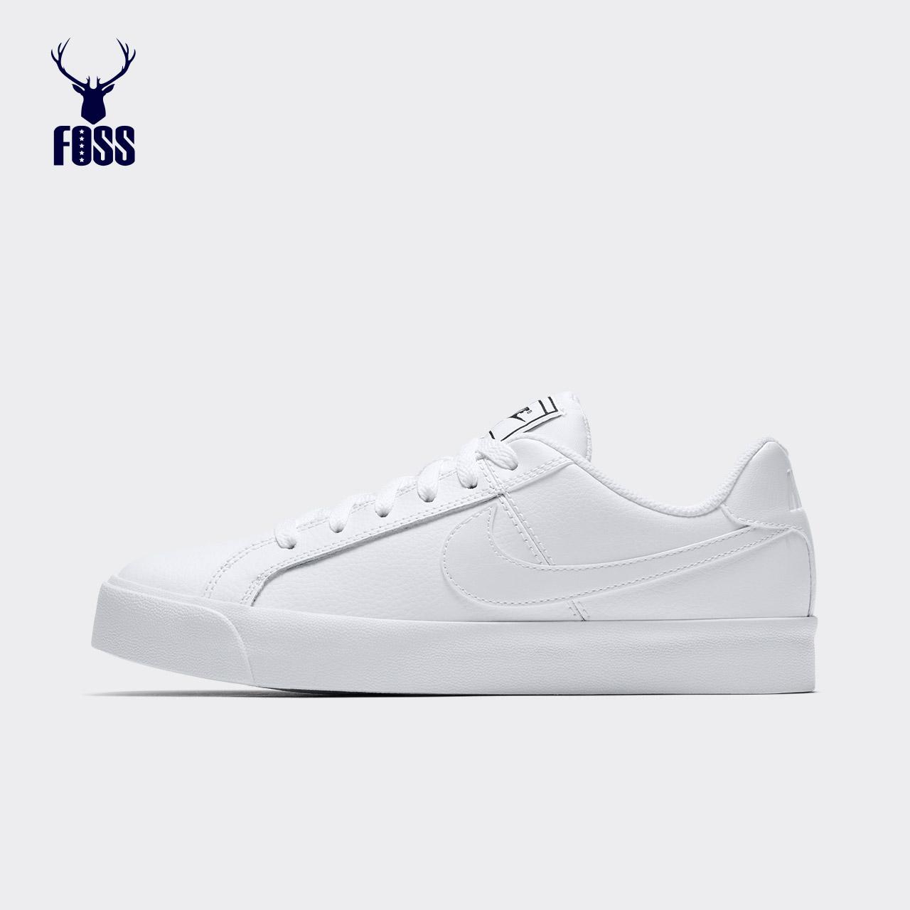 【FOSS】耐克2019年新款女子NIKE运动鞋板鞋AO2810 小白鞋 女鞋