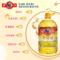 多力芥花油5L+鲜大师菜籽油1L 食用油6L组合