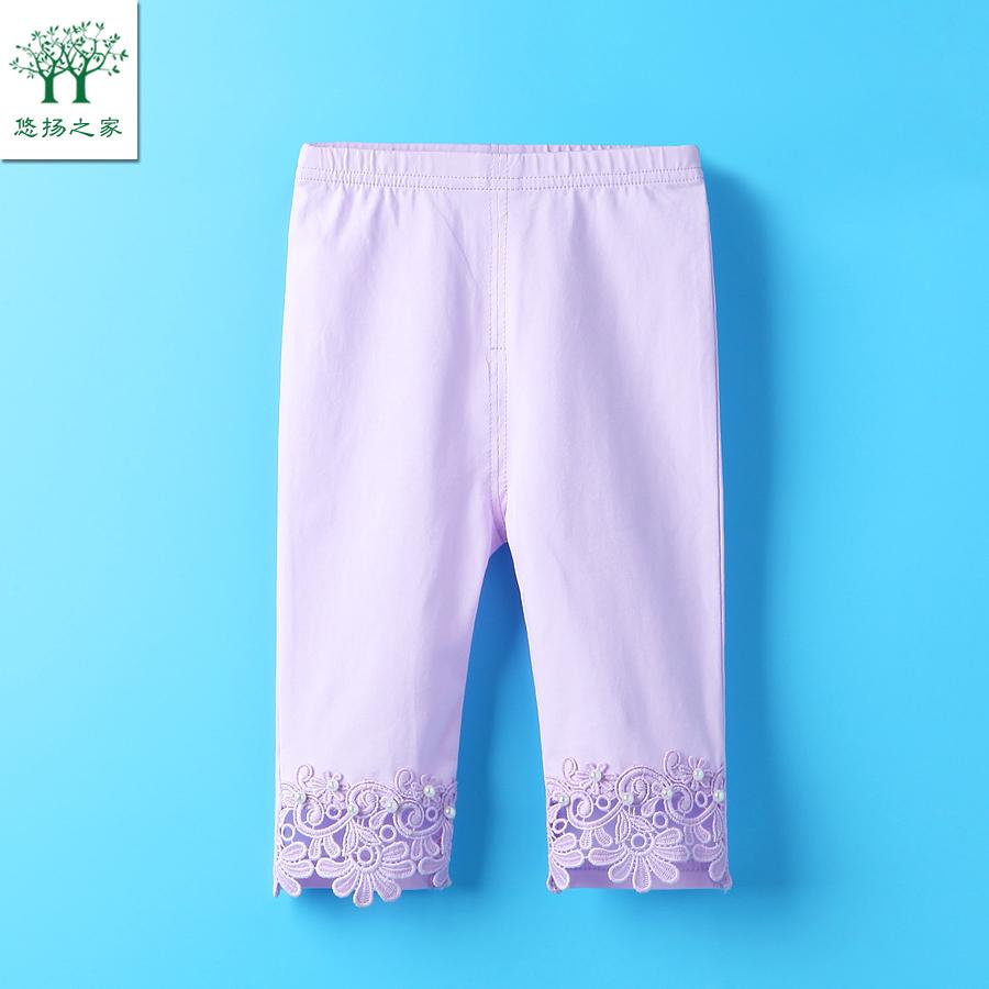 五岁女童裤子