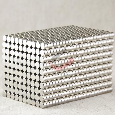 稀土强磁圆形强力磁铁小吸铁石照片墙永磁王钕铁硼高强磁钢