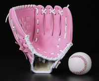 Send Baseball Thicken Infield pitcher baseball glove Softball glove Child and adult adult full