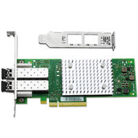 Qlogic QLE2692DELL HBA Fibre Channel Card Enhanced 16Gb/s Multimode Original PCI-E