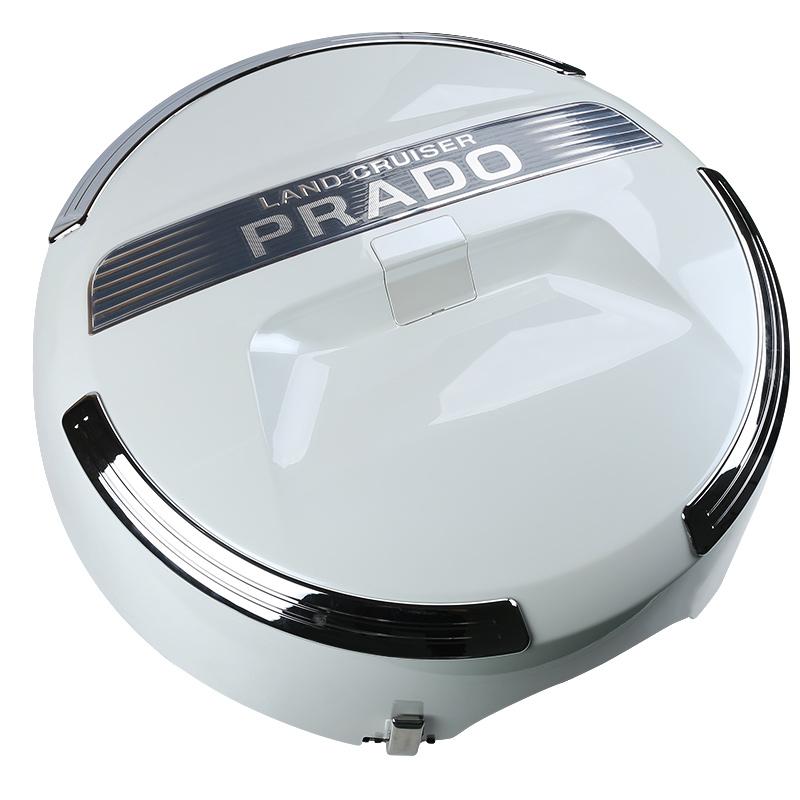 专用于10-18款普拉多备胎罩2700霸道备胎罩总成 改装配件珍珠白色
