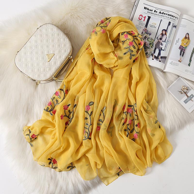 Женские шарфы из шифона Артикул 576000984771