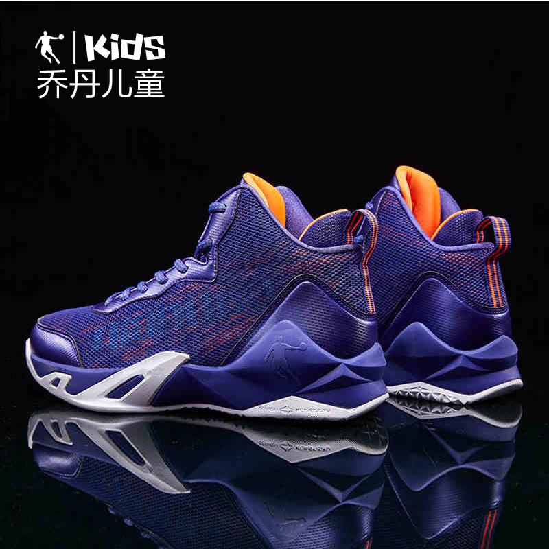 儿童乔丹篮球鞋