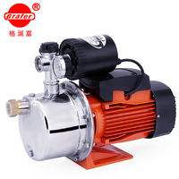 Booster pump household tap water pressure automatic silent frequency conversion pump stainless steel self-priming pump 220V pump