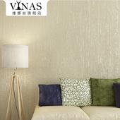 无纺布自粘墙纸壁纸3D立体浮雕厚欧式田园纯色卧室客厅背景墙贴纸