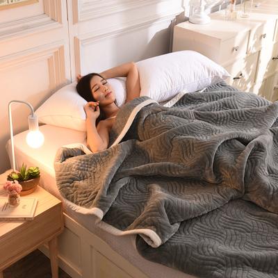 珊瑚绒毛毯床单口碑如何