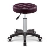 吧台椅现代简约酒吧椅旋转升降靠背吧椅子家用高脚凳圆凳子美容凳