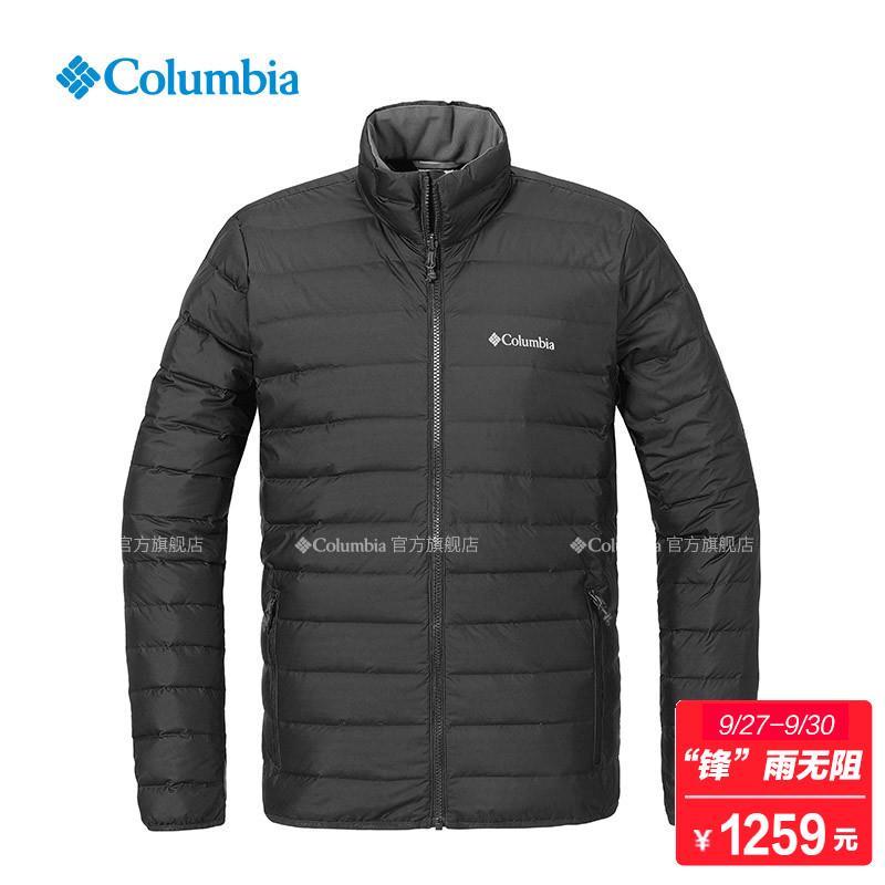 哥伦比亚羽绒服