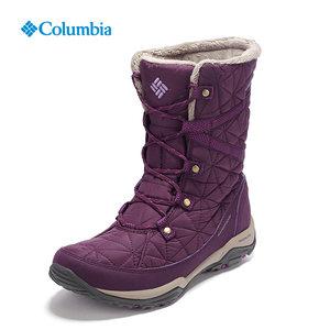 Columbia/哥伦比亚户外秋冬女款热能防水冬靴BL1743