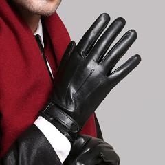 男士手套冬季保暖