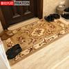 门厅中式地毯地垫