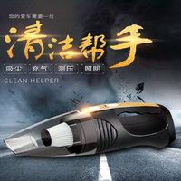 车载吸尘器车用小车汽车车上轿车车内大功率手持吸力洗车专用12