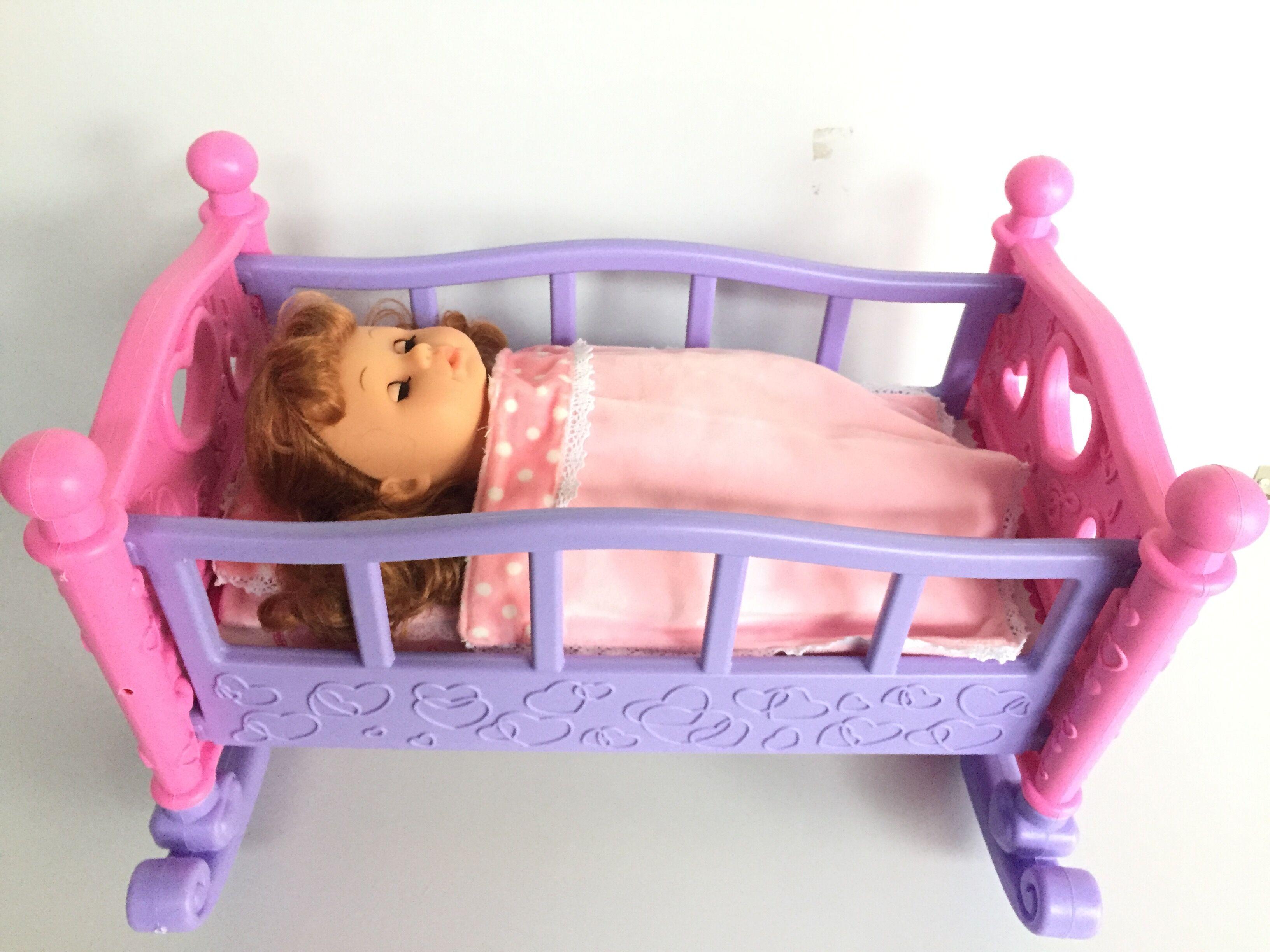 玩具公主床