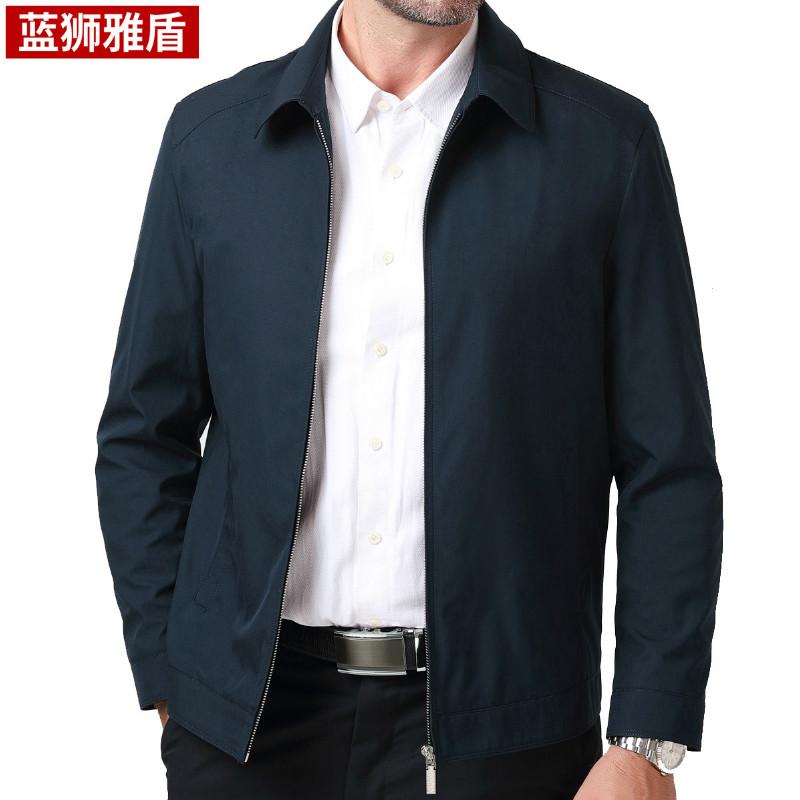 薄款翻领夹克衫
