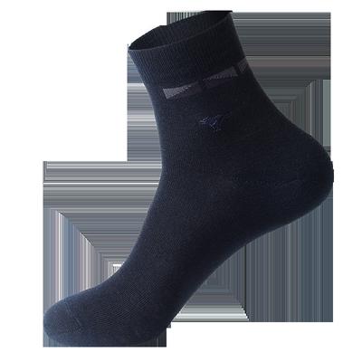 七匹狼袜子男士纯棉男袜中筒长薄款全棉袜运动春夏季防臭吸汗短袜