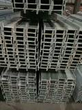 Suzhou hot-dip galvanized I-beam Wujiang galvanized I-beam 14# Changshu galvanized I-beam 16#