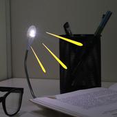 阅读灯夹书灯迷你看书灯LED便携创意床头学生宿舍护眼夜读灯神器