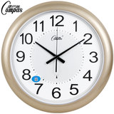 Kombas Compas 18-inch clock quartz clock silent scanning third generation smart wave clock