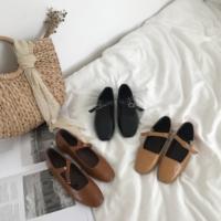 式春季单鞋