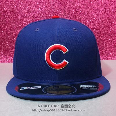 代购帽子MLB Chicago Cubs美国芝加哥小熊队正版棒球帽NY遮阳出游多少钱