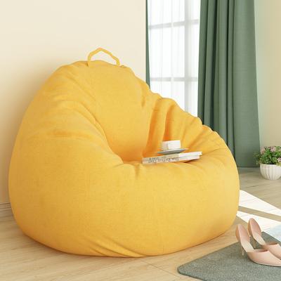 安尔雅懒人沙发创意豆袋榻榻米成人卧室小沙发单人个性创意躺椅子