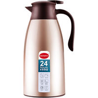 DAYDAYS insulation pot home insulation kettle large capacity thermos stainless steel thermos kettle thermos
