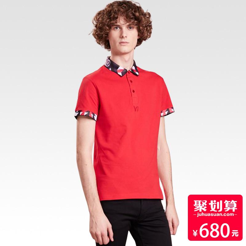 范思哲男装t恤