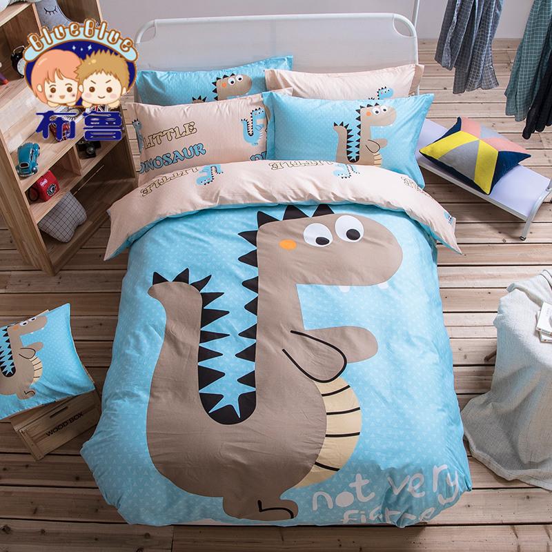 儿童床上用品男孩纯棉床上用品
