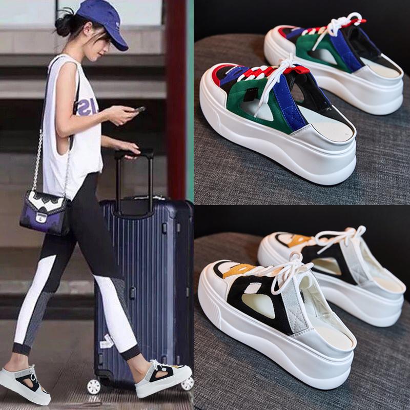 韩版女潮拖鞋