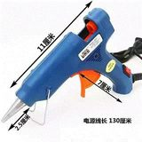 Heat capacity glue gun foam carving special tool sticky sponge salt carving work disc decoration bonding