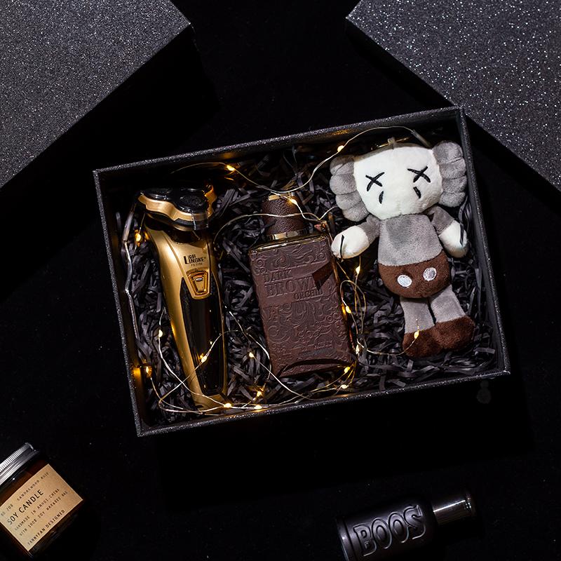 情侣礼物一对 纪念礼物实用生日礼品高档送男友创意INS网红盒浪漫