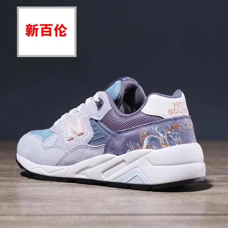 新百倫鞋女999櫻花系列580運動鞋2019新款跑步鞋情侶男鞋秋季女鞋