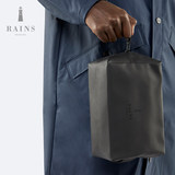 Rains Wash Bag Small waterproof portable simple cosmetic bag men and women storage bag travel wash bag