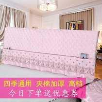 床上用品床单女生被套少女公主风三件套1.8m小清新四件套全棉纯棉