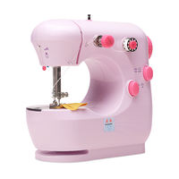 Jiayi 301 sewing machine household electric mini multi-function small manual eating thick sewing machine mini clothes car