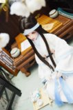BJD antique clothes four-thirds uncle custom-made antique clothes