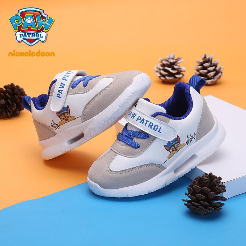 鞋子20191-5岁小童运动鞋男童宝宝