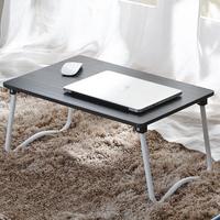 笔记本电脑桌做床上用懒人桌小桌子简约可折叠宿舍学习床上小书桌