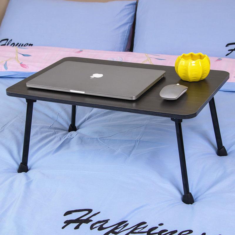 小桌子折叠床上书桌电脑桌懒人桌学生宿舍学习桌写字桌家用吃饭桌