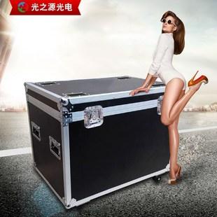 定做led顯示屏航空箱五金工具箱家用箱儀器箱展會箱運輸箱音響