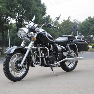 复古太子摩托车大跑车 国四电喷200CC宗申发动机成人两轮摩托车