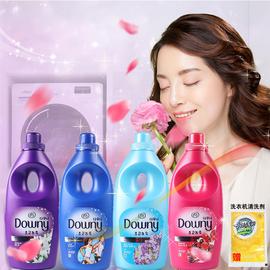 韩国进口downy/当妮高浓缩衣物纤维柔顺剂香味持久防静电柔软液图片