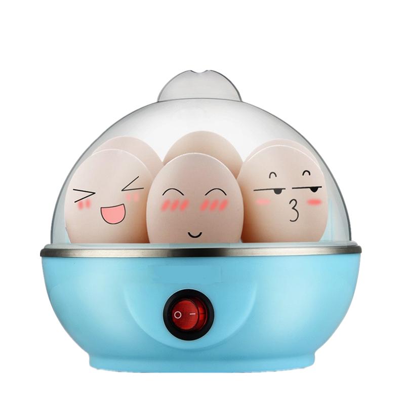 家用蒸蛋器蒸蛋羹多功能煮蛋器自动断电小型鸡蛋机迷你