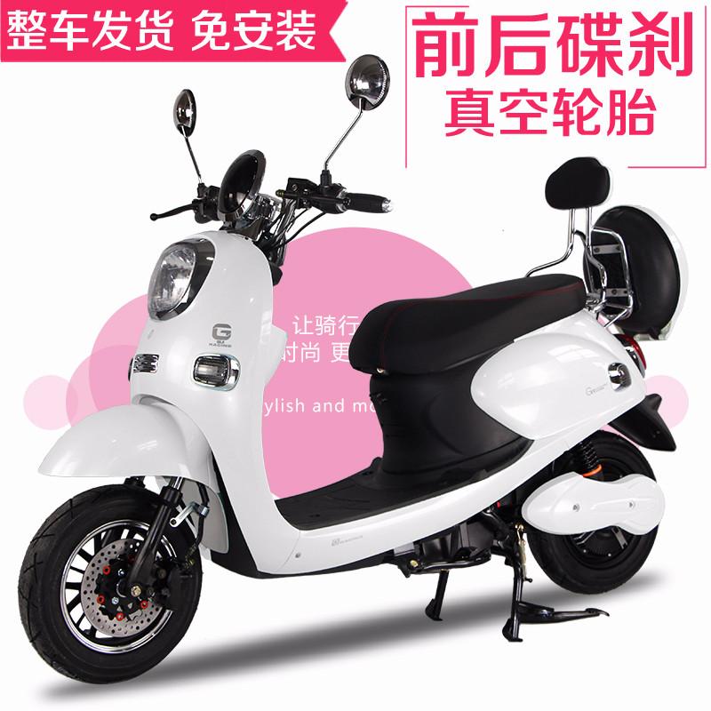 龟王电动摩托车